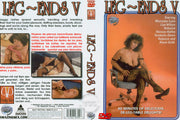 Leg Ends 5 (classic foot fetish) Metro Sealed DVD