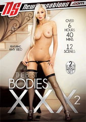 The Best Bodies in XXX #2 - Almost 7 Hours - New Sensations 2 Sealed DVD Set