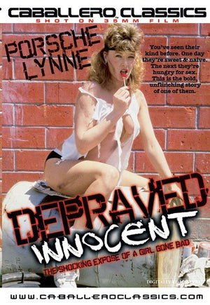 Depraved Innocent - Classic DVD