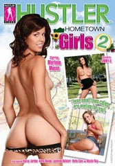 Hustler Hometown 18+ Girls #2 - Hustler - Sealed DVD