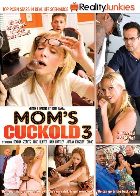 Moms Cuckold #3 Reality Junkies Sealed DVD