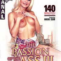 The Passion of the Ass #3 Legend DVD in White Sleeve