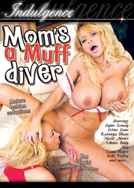 Mom a Muff Diver #1 - Mile High DVD