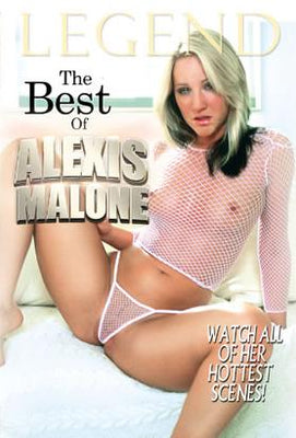 The Best of Alexis Malone - Legend DVD in White Sleeve