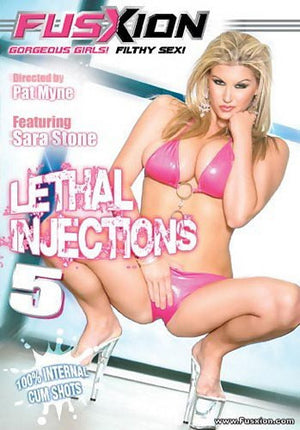 Lethal Injections #5 - Fusxion Sealed DVD