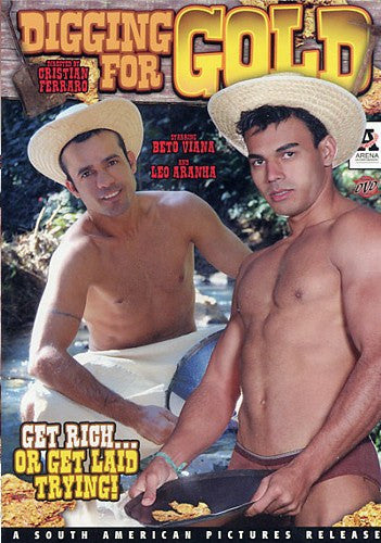 Digging for Gold - Gay - DVD