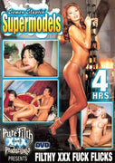 Semen Slurpin Supermodels - Legend 4 Hour DVD In Sleeve