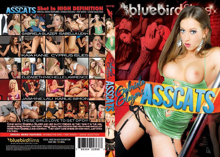 Asscarts - Bluebird Films Adult XXX DVD
