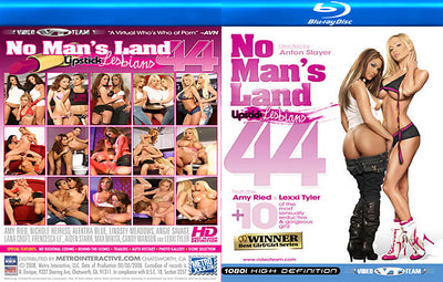 No Mans Land #44  - Cal Vista Blu Ray Original Sealed