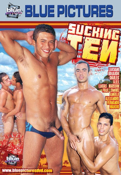Sucking Ten - Blue Productions Gay DVD