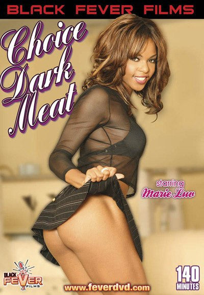 Choice Dark Meat - Black Fever - DVD