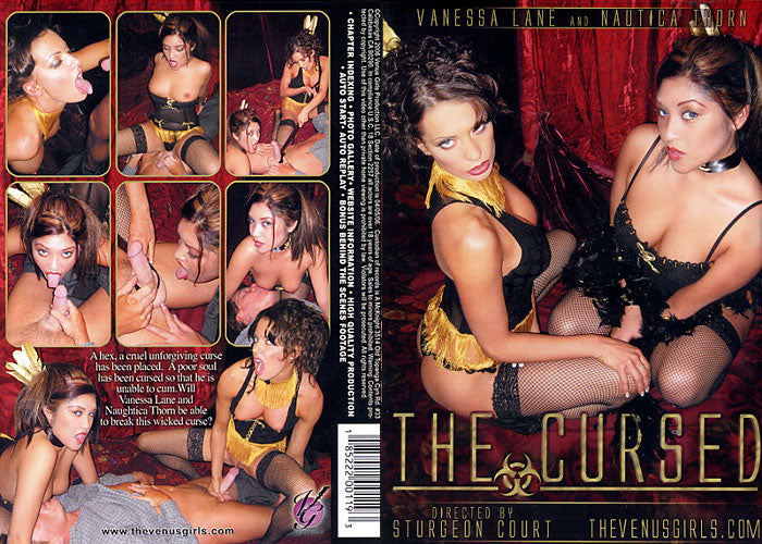 The Cursed #1 - Venus Sealed DVD