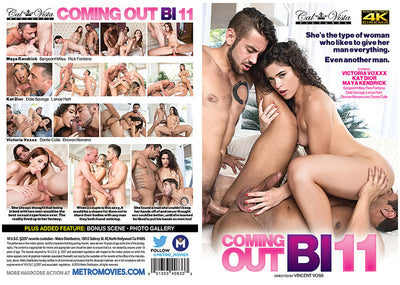 Coming Out Bi #11 (bisexual) -  Cal Vista Sealed DVD