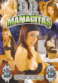 DP Mamacitas #3 & #8 - Latino 2 DVD Set (Shipped in White Sleeves)