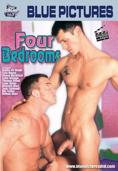 Four Bedrooms - Blue Productions Gay DVD