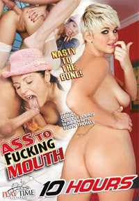 Ass to Fucking Mouth - 10 Hour DVD