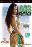 Ass Factory - Black Fever - DVD