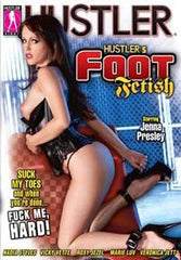 Foot Fetish - Barely Legal - Hustler - Sealed DVD