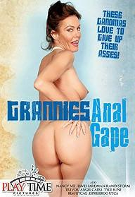 Grannies Anal Gape - 4 Hour   Digital Download