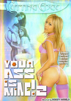 Your Ass is Mine #2 - Legend Adult XXX DVD in White Sleeve