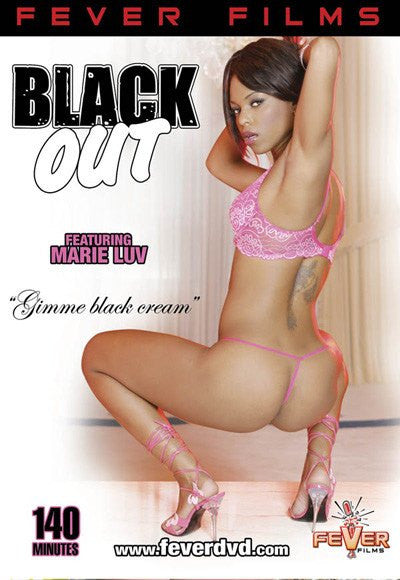Black Out - Black Fever - DVD