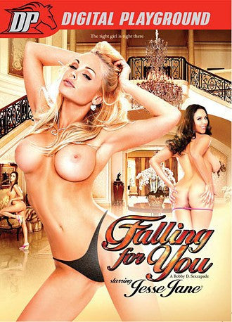 Falling for You (jesse jane) Digital Playground - Premium DVD