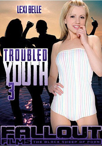 Troubled Youth #3 - Fallout Sealed DVD (All Models 18)