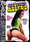 Gin & Juicy Asses #3 - Legend DVD in White Sleeve
