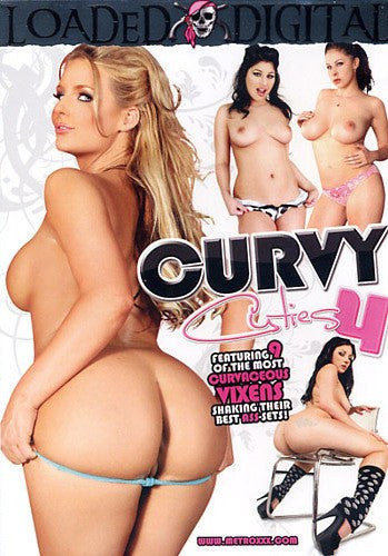 Curvy Cuties #4 (alexis texas, gianna)  - Loaded Digital DVD (best cast on any DVD)