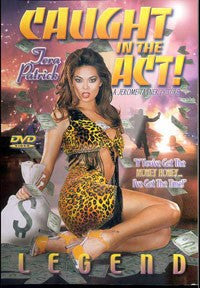 CAUGHT IN THE ACT - TERA PATRICK DVD