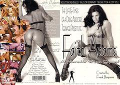 Faith Adams A Miserable Whore - Purrrfect Video - Sealed DVD