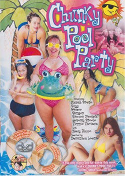Chunky Pool Party - Legend Adult XXX DVD
