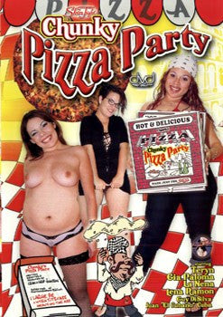 Chunky Pizza Party - Legend DVD