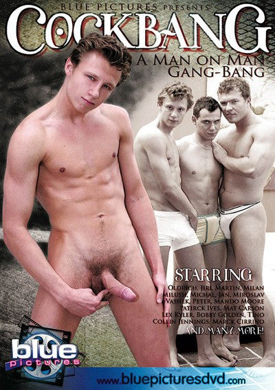 CockBang- Blue Productions Gay DVD