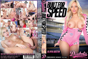 Built for Speed - Diabolic Sealed DVD