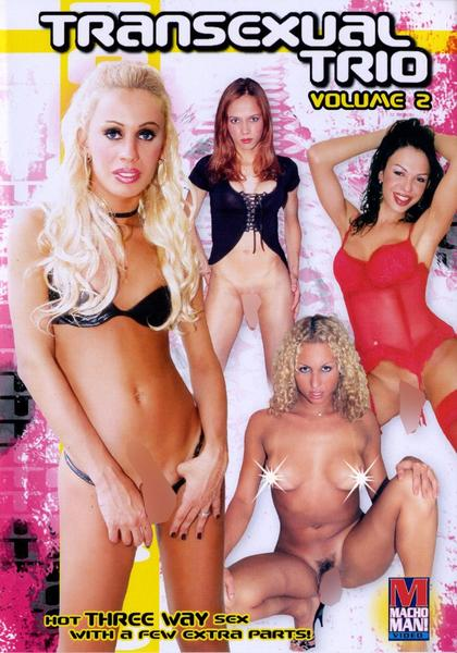 Transsexual Trio #2 - Transsexual 70 minutes Digital Download