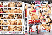 Anal Invitation - Live Sealed DVD