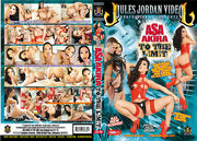 Asa Akira: To The Limit Jules Jordan - Sale Sealed DVD