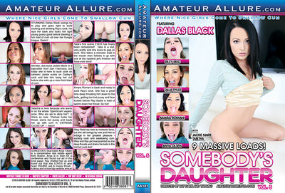 Somebody's Daughter 5 Amateur Allure (riley reid) Sealed DVD