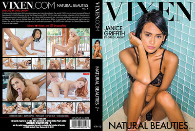 Natural Beauties #4 - Janice Griffith Vixen Sealed DVD