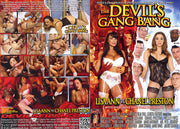 The Devil's Gang Bang Devils Film Sealed DVD
