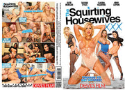 The Squirting Housewives XXX 1 Devils Film Sealed DVD