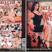 Seduced By The Boss's Wife 8, Devils Film - New Sealed DVD