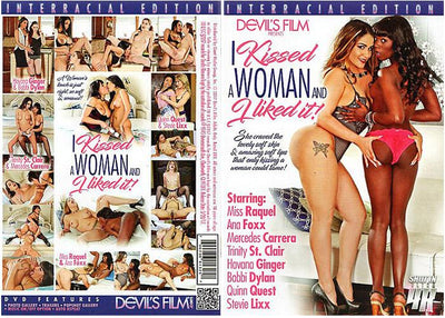 I Kissed A Woman And I Liked It, Devils Film - New Sealed DVD