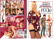 Horny Grannies Love To Fuck 11 Devils Film - 2017 (granny) Sealed DVD