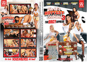 World's Hottest Lesbians 3 Devils Film  Sealed DVD