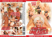 Jenna Ivory Unleashed Devils (interracial gangbang) Sealed DVD