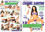 TS Hookers #2 (chanel santini) - Devils Film Sealed Transsexual DVD