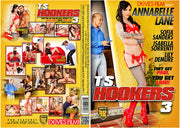 TS Hookers #3 - Devils Film Sealed Transsexual DVD