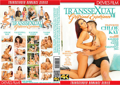 Transsexual Girlfriend Experience 7 -Devils - 2018 - Sealed DVD